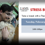 2014_02_04_Stress Buster Therapy Dog banner 440x286