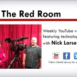 The Red Room Web Banner shadow